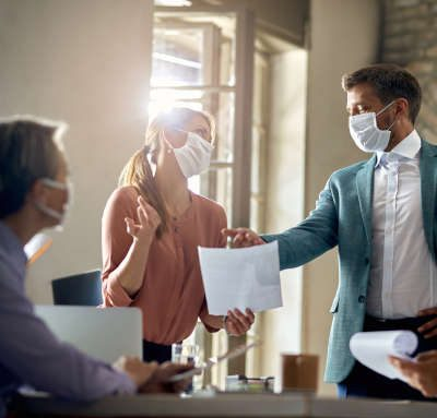 Returning to Work During a Pandemic