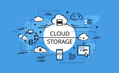cloud storage services for business